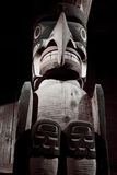 Totem gigante del Inuit Fotografie Stock Libere da Diritti