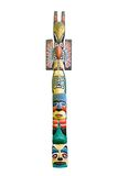 totem indien Photographie stock
