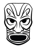 Totem Mask Stock Photography