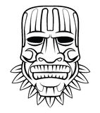 Totem Mask Royalty Free Stock Images