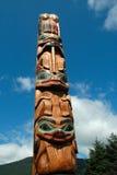Totem Pole Stock Photo
