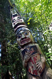 Totem Pole Stockbilder
