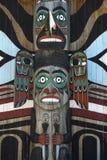 Totem Pole Stock Image