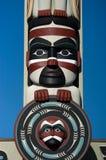 Totem Pole Royalty Free Stock Image