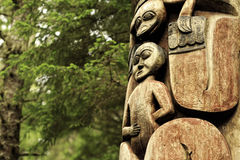 Totem Pole Stock Images