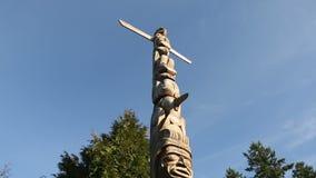 Totem Pole Camera Move, Vancouver