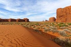 Totem Pole, Monument Valley Royalty Free Stock Image