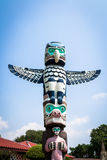 Totem pole Royalty Free Stock Photos