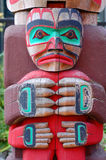 Totem protective Royalty Free Stock Image
