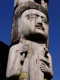 Totem-Symbole Stockfotos