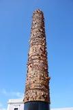 Totem Teluric - monumento di EL Immagini Stock Libere da Diritti