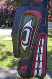 totems Photo stock