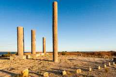Totems Stock Photography