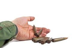 Toter Soldat Lizenzfreies Stockfoto