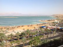 Totes Meer, Israel Stockfotografie
