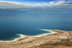 Totes Meer in Israel stockbild