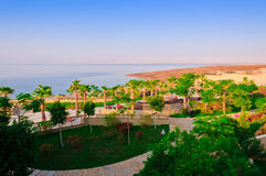 Totes Meer Jordanien Stockfoto