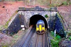 Totley tunel Zdjęcia Royalty Free