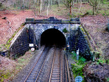 Totley tunel Zdjęcia Stock