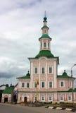 Totma,俄国 库存照片