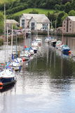 Totnes River Dart Royalty Free Stock Photos