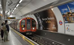 Tottenham court road station,Londo stock photography