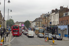 Tottenham High Road, North London Royalty Free Stock Image