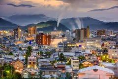 Tottori, Japan Skyline stock photo