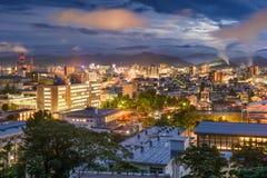 Tottori Japan Skyline Royalty Free Stock Photos