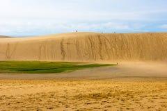 Tottori Sand Dunes in Tottori, Japan Stock Photos