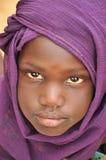 Touareg child Stock Photo