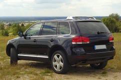 Touareg da VW imagens de stock