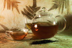 Touareg Tea Stock Image