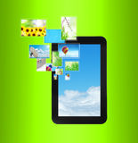 Touch pad royalty free stock image