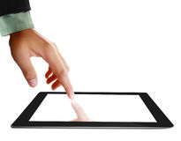 Touch-pad Stock Photography