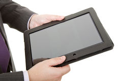 Touch pad Royalty Free Stock Photo