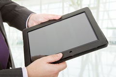 Touch pad Royalty Free Stock Photography