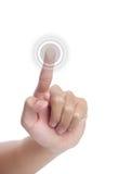 Touch Screen Lizenzfreies Stockbild