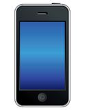 Touch Screen Cell Phone Stock Image
