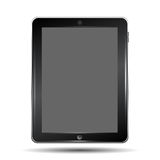 Touch-screen laptop PC Royalty Free Stock Photo