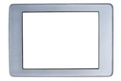 Touch screen lcd Stock Image