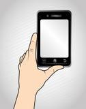 Touch screen Stock Photos