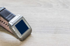 Touch screen smart watches Royalty Free Stock Image
