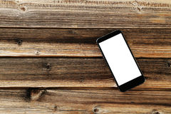 Touch screen smartphone Stock Images