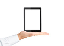 Touch screen tablet Royalty Free Stock Photography