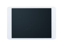 Touch screen tablet Stock Photo