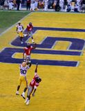 Touchdown, LSU Royalty-vrije Stock Fotografie