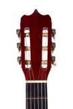 Touche de guitare classique Images libres de droits