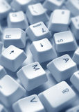 Touches d'ordinateur Image stock