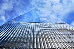 Touchez les nuages Photo libre de droits